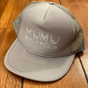 Show Me Your Mumu | Light Grey Trucker Hat